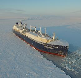 Marine Coatings are critical for Ice-class LNG Carriers