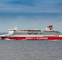 Intersleek upgrade pays off on high-speed ropax ferries