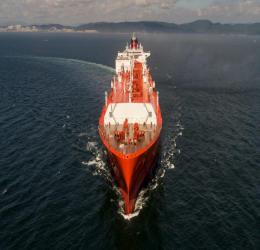 Knutsen OAS selects Intersleek 1100SR for their latest LNG Vessels